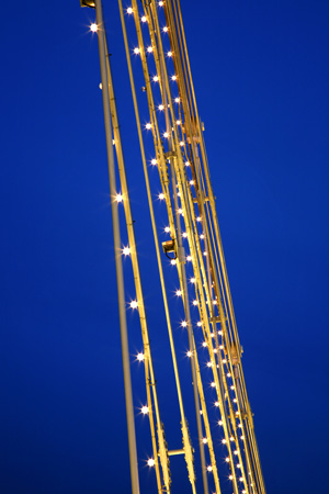 Albert Bridge illuminations